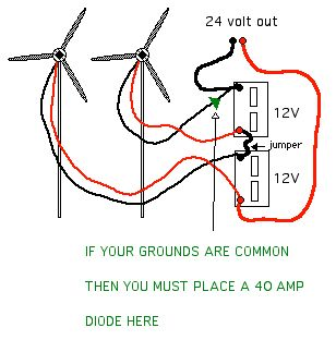 SERIES / PARALLEL wiring for battery charging Do you have ...